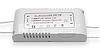 Драйвер для светодиодов 18-25*1W негерметичный пласт. корпус 220V PF>0.9 Кп<1% 300mA