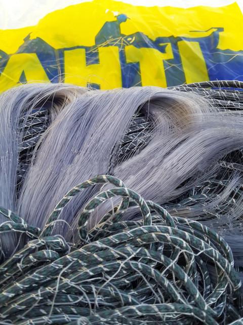"""Сети рыболовные ФИНКИ """"АНТИ""""высота 1.8м,длина 30м."""