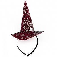 Шляпка Ведьмочки Паутина