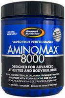 Аминокислоты AMINOMAX 8000 350 таблеток