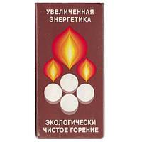 Сухое горючее (сухой спирт) для разведения огня 10х8 табл./упак.