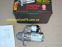 Стартер редукторный Ваз 2101- Ваз 2107, Нива 2121 (БАТЭ, Беларусь)
