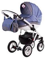 Детская коляска универсальная Aspena Eko 646K Adamex