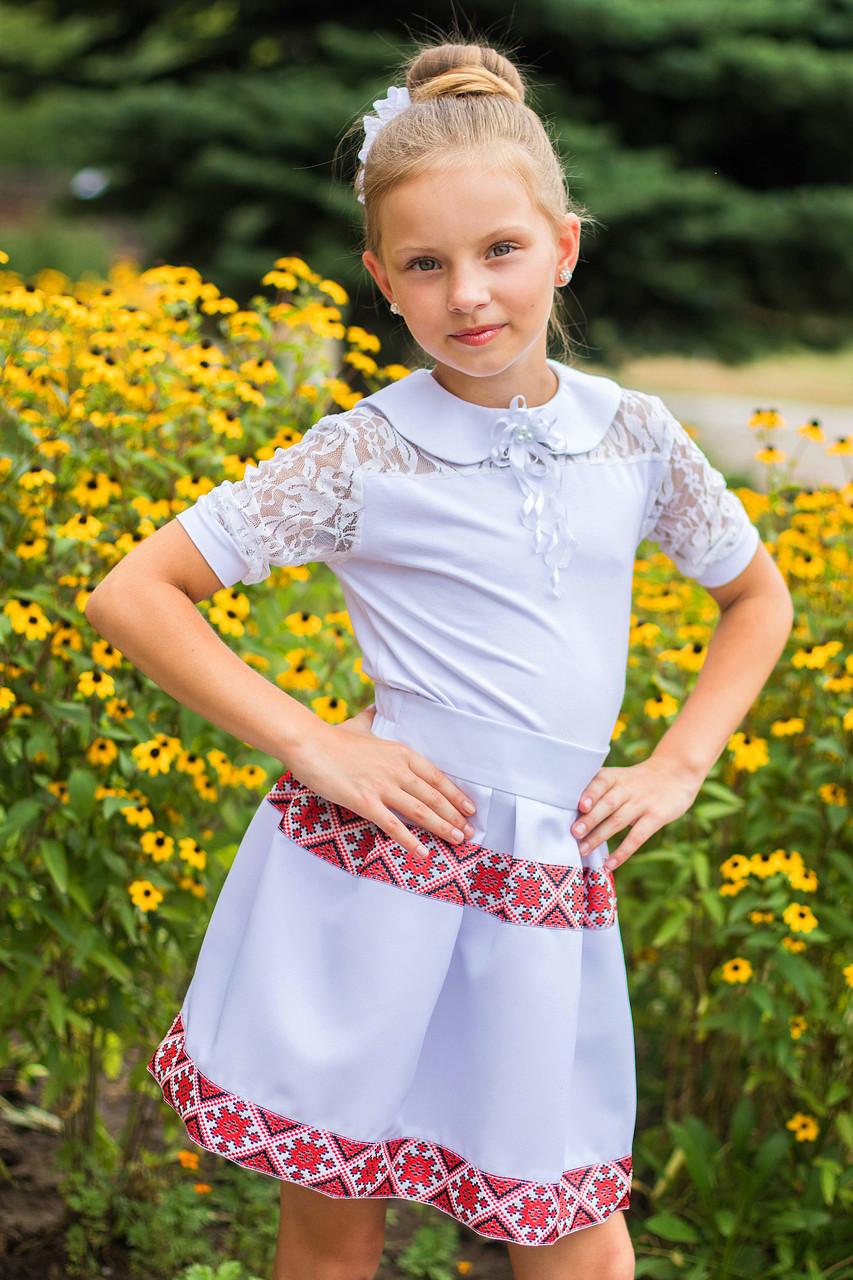 """Шкільний костюм """"україночка"""""""