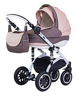 Детская коляска универсальная Lara Len 98L Adamex