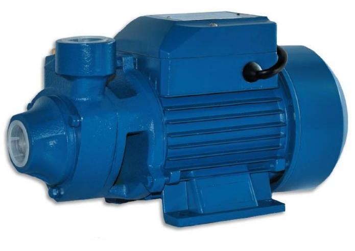 Насос поверхностный вихревой EUROAQUA PKM 80  мощность 0,75 кВт
