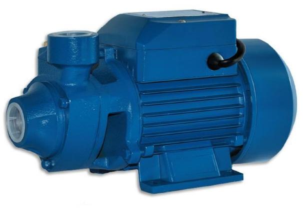 Насос вихровий поверхневий EUROAQUA PKM 80 потужність 0,75 кВт, фото 2