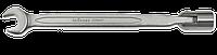 Ключ рожково-шарнирный 17мм CR-V, KONNER