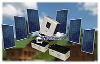 """Сонячний комплект електростанції для """"Котеджу 1,62 кВт"""""""