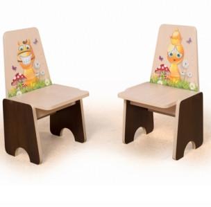 Детские стулья и стульчики