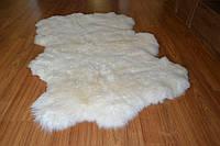 Ковер из 3-х овечьих шкур (овчины)