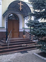 Лестничные ограждения под заказ В Киеве
