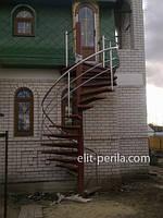 Элитные лестничные ограждения в Киеве