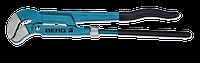 "Ключ трубный рычажный 2"", 560мм тип ""S"", CR-V BERG"