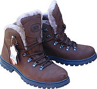 Зимняя женская обувь