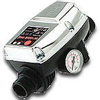 Реле давления автоматика с защитой от сухого хода Brio