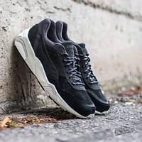 Мужские кроссовки Puma R698 черные, фото 1