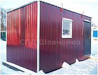 Мобильный домик размером 4,5х2,5 м Киев