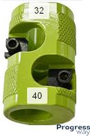 Зачистка для трубы 32х40