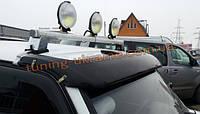 Козырёк на лобовое стекло солнцезащитный ВАЗ 2121 Нива