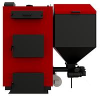 Твердотопливный пеллетный котел Альтеп КТ3Е-SH 125 кВт