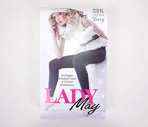 "Женские махровые гамаши ""Lady May"" (11B203M) | 5 пар, фото 2"