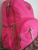Рюкзак школьный - городской/под ноутбук/Ruibao/Elenfancy B296 малиновый