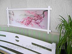 """Картина в деревянной рамке """"Ветка Сакуры""""., фото 2"""