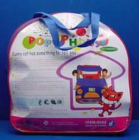 Детская игровая Палатка-машинка