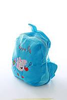 Рюкзак Свинка Пеппа (35 см) плюш, 2 вида