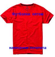 Футболки под нанесение оптом, все виды печати на футболках.