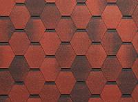 Тегола Мозаик Красный гранит