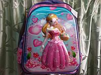 Рюкзак для девочки в 3D формате, фото 1