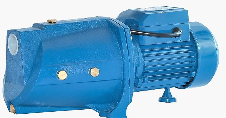 Насос поверхностный EUROAQUA JET 100 A  мощность 1,1 кВт  центробежный