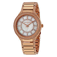 Часы Michael Kors Kerry Mother of Pearl Dial Rose Gold-tone MK3313