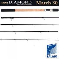 Матчевое удилище Salmo Diamond Distance Match 3.9м/тест 5-30 г