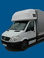 Спальные кабины для грузовых автомобилей.