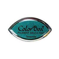 Чернила ColorBox Пигментные Clearsnap Pigment Cat's Eye Ink Pad Turquoise (746604110201)