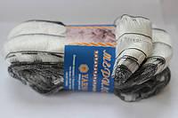 Пряжа фантазийная ленточная для вязания шарфов украшения вязаных изделий