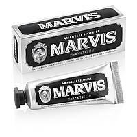 Зубная паста Лакрица Marvis Amarelli Licorice 25 ml