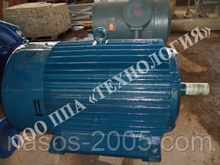 Купить асинхронный двухполюсный электродвигатель АИР 280S2 110кВт 3000 об