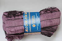 Фантазийная ленточная пряжа для вязания шарфов и украшения вязаных изделий