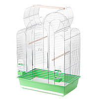 Клетка для птиц SONIA III Cabrio хром (54x34x75см)