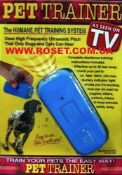 Отпугиватель собак ультразвуком Pet Trainer (Пет Трейнер)