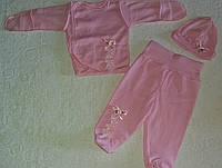 Комплект одежды для девочки из 3-х предметов
