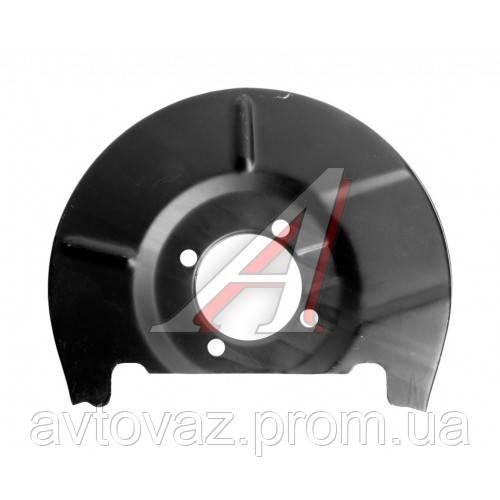 Кожух защитный переднего тормоза  ВАЗ 2101, 2102, 213, 2104, 2105, 2106, 2107 левый