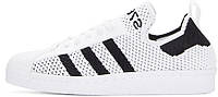 Мужские кроссовки Adidas Superstar 80s (Адидас Суперстар) белые