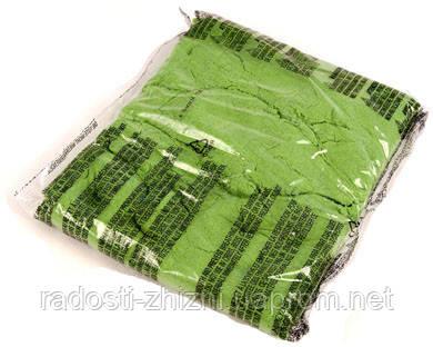 Кинетический песок зеленый Waba fun 1 кг