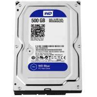 Жесткий диск 3.5'  500Gb Western Digital (WD5000AZRZ)