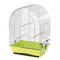 Клетка для попугаев LUSI II EXTRA хром (45x32x64см)